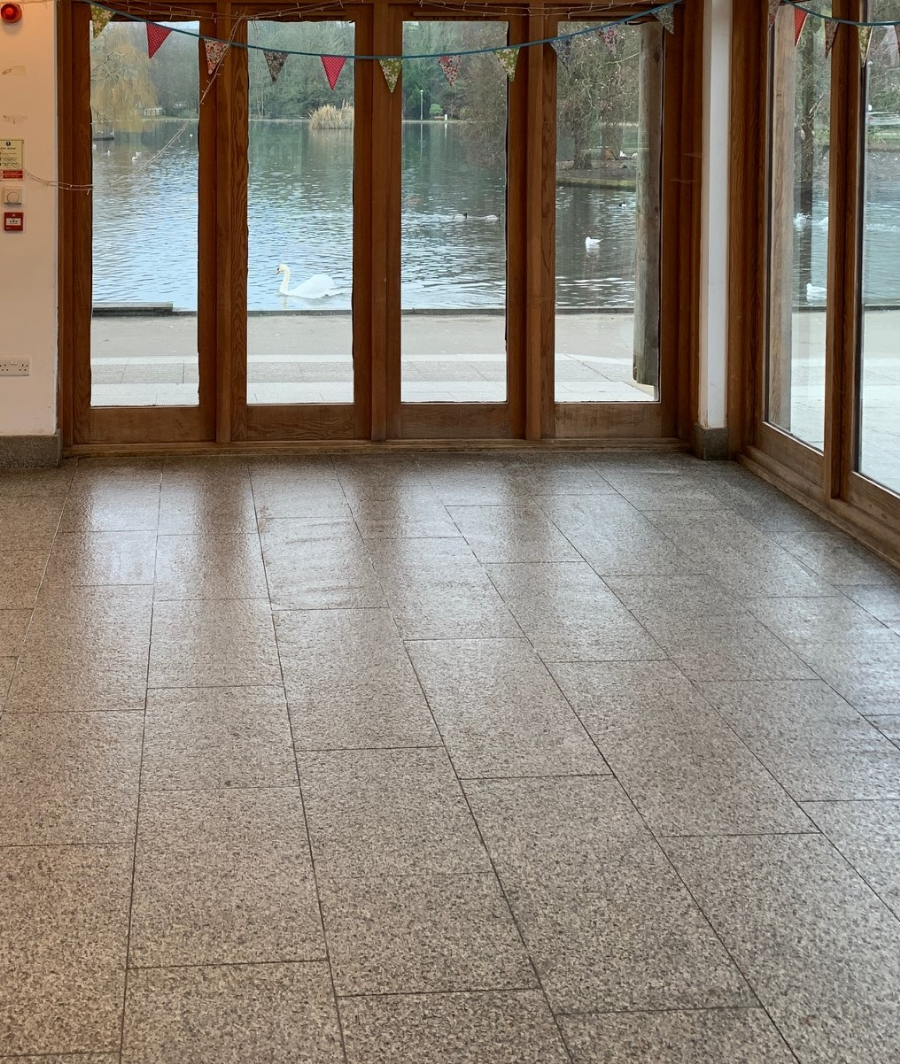 Cornwall Floorcare Granite Floor Cleaning